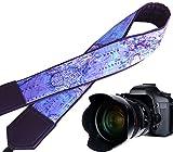 Wonderful World Map supreme quality camera strap