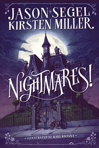 Kids on Fire: Nightmares! Series For Tweens Is Co-Authored By Actor Jason Segel