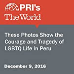 These Photos Show the Courage and Tragedy of LGBTQ Life in Peru | Steven Davy
