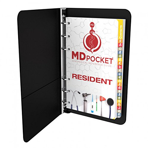MDpocket Resident Edition Binder – 2018