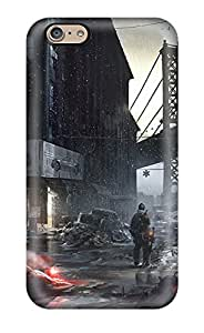 Anne Harris Pena's Shop 1168960K91758891 Premium Protective Hard Case For Iphone 6- Nice Design - The Division
