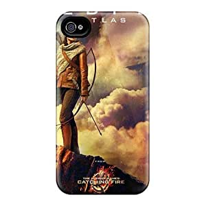 Protective Hard Cell-phone Cases For Iphone 4/4s With Unique Design High Resolution Coldplay Band Pattern EricHowe