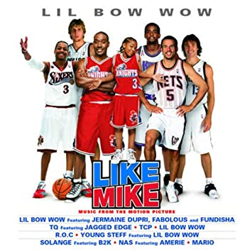 like mike motion picture soundtrack various artists lil bow wow