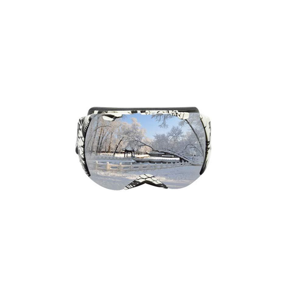YHLL Skibrille, Erwachsene Männer Und Frauen Skibrille Doppelte Anti-Fog Skibrille Skibrille Skibrille Cocker Myopie B07LDB6PH4 Skibrillen Ideales Geschenk für alle Gelegenheiten 4fd11d