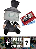 Mayor: Funko Mopeez x Nightmare Before Christmas Plush Series + 1 FREE Classic Disney Trading Card Bundle [63016]