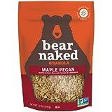 Bear Naked 100% Pure & Natural Maple Pecan Granola, 12 oz, one bag