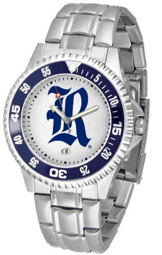 Rice Owls Competitor Men's Watch with Steel (Rice Owls Competitor Watch)