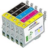 5 Pack 123GetInk Epson Ink Cartridges