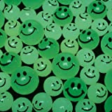 Glow In The Dark Smile Face Balls (144 pc)