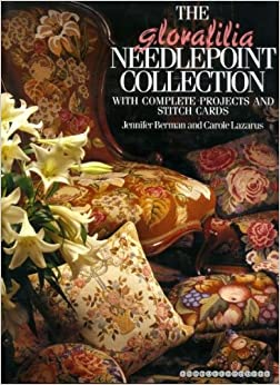 Book Glorafilia Needlepoint Collection (A David & Charles craft book)