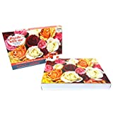 """""""Roses for You"""" Alzheimer's and Dementia Therapeutic Puzzle 12 Large Piece"""