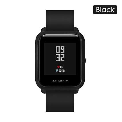 Amazon.com: Leyeet Amazfit - Carcasa protectora para reloj ...