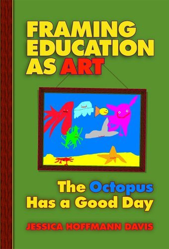 Framing Education as Art: The Octopus Has a Good Day: 1st (First) - Hoffman Frames