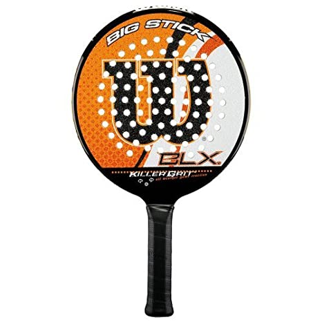 Amazon.com : Wilson 13 Big Stick BLX Platform Tennis Paddle ...