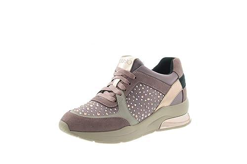 f4ea90458 Sneakers Donna Liu-Jo B68003TX Rosa Nuovo: Amazon.it: Scarpe e borse