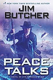 Peace Talks (Dresden Files Book 16)