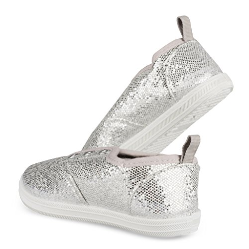 a101546de318 Sugar   Spice Girls Sneakers  Lace-Less Bling Glam Tennis Shoes For Little  Kids