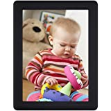 J&F ZHU ChaoRong 7x5inch Talking Photo Frame For Picture With 20s Voice Recorder (Black)