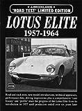 Lotus Elite, 1957-1964, R. M. Clarke, 1855205475