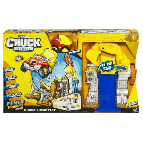 Tonka Chuck's Stunt Park