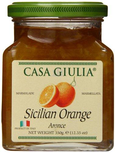 Casa Giulia Marmalade, Orange, 12.35 Ounce