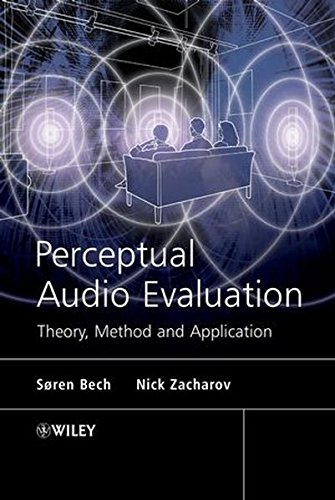 Perceptual Audio Evaluation - Theory, Method and Application by Wiley