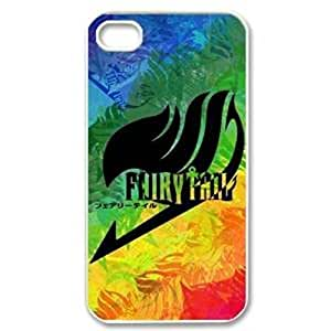Fairy Tail Comic Protective Custom Hard Case For Iphone 5/5S Cover Durable