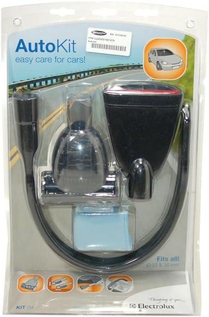 Electrolux 900 166 1876 Aspirador sin bolsa accesorio y suministro de vacío - Accesorio para aspiradora (Aspiradora cilíndrica, Negro, Gris, SilentPerformer ZSPREACH/ZSPANIMAL SilentPerformer Cyclonic ZSPCSILENT/ZSPCPARKET PowerForce..., 3,2 cm ...