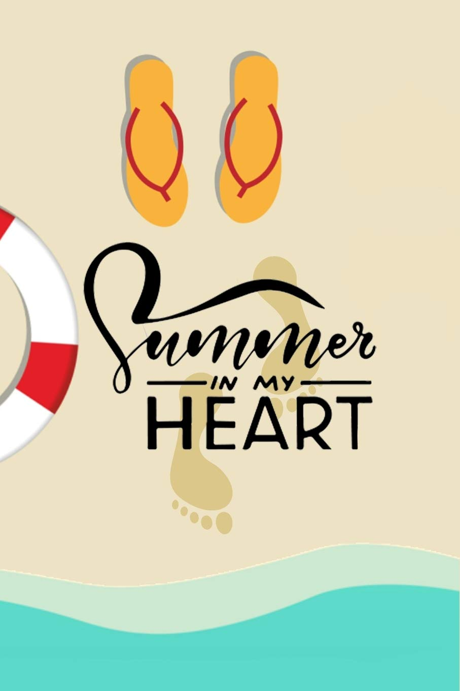 Summer In My Heart Unique Beach Lovers Themed Gift Ideas
