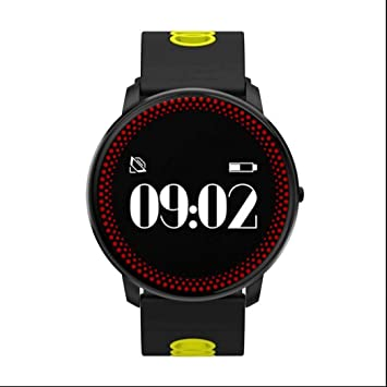 Pulsera Deporte,smart watch reloj inteligente con Contador de Pasos Contador de Calorias monitor de ritmo cardíaco Recordatorio Inteligente para Huawei ...