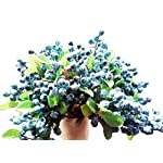 Mistari-10-Pcs-Plastic-Artificial-Flowers-California-Berries-Blueberry-Fruit-Fake-Silk-Flowers-Home-Decorative-Party-Wedding-Blue