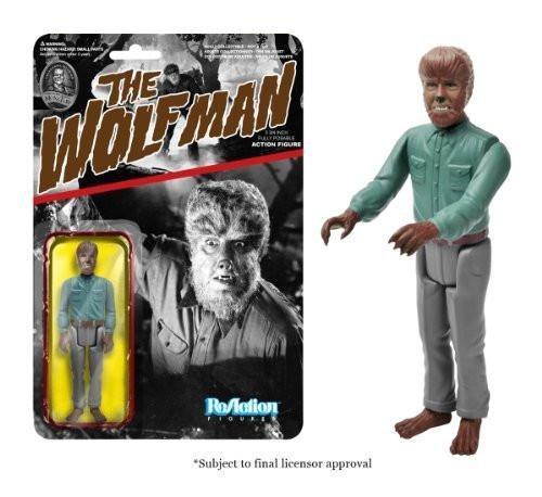 Funko Universal Monsters Series 1 - Wolfman ReAction Figure