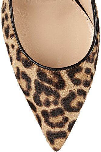 EDEFS - Cerrado Mujer 10cm-Leopard