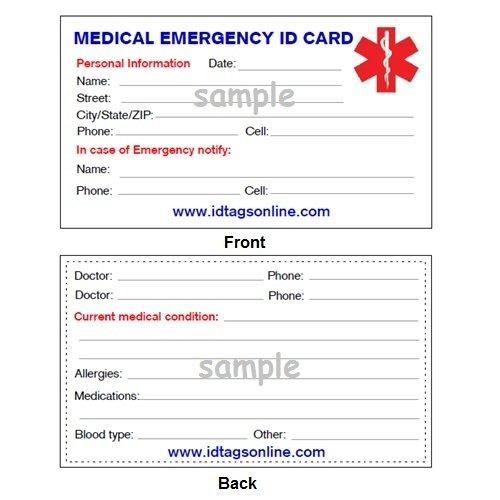 PEANUT ALLERGY Sport and Travel Medical Alert ID Bracelet for Kids. by IdTagsonline (Image #2)