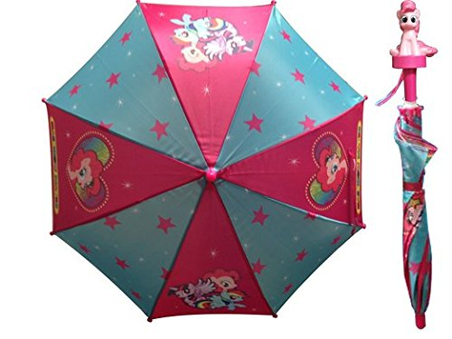 4SGM My Little Pony Stick Umbrella, One Size, Multicolor