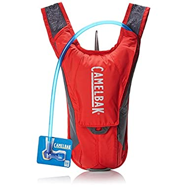 Camelbak Products Men's HydroBak Hydration Pack, Racing Red/Graphite, 50-Ounce