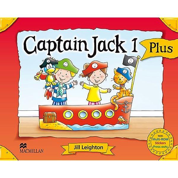 CAPTAIN JACK 1 Pb Pk Plus: Amazon.es: Leighton, J.: Libros en idiomas extranjeros