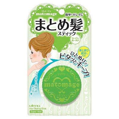 Utena Matomage Hair Styling Stick Super Hold 13g NIB (Hair Styling Stick)
