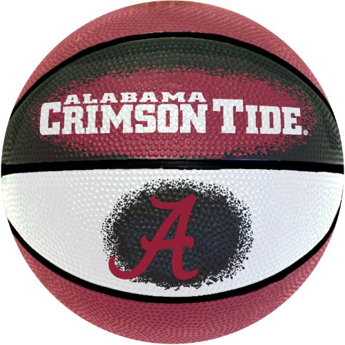 NCAA Alabama Crimson Tide Mini Basketball, 7-Inches