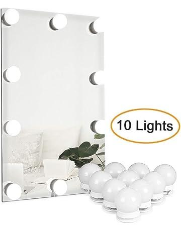 Gut gemocht Spiegelleuchten   Amazon.de JX35