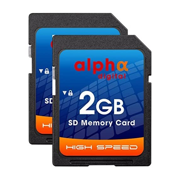 Nikon D50 D40 D40X D3300 Digital Camera Memory Card 2x 2GB Secure Digital (SD) Memory Card (1 Twin Pack) 1 of: 2 GB Standard Secure Digital (SD) Memory Card Basic 2 gigabyte SD Card for older cameras. Great performance and portable convenience Compatible will all SD devices and complies with Secure Digital Music Initiative (SDMI) portable device requirements