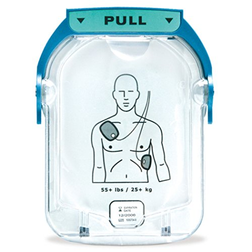 Philips HeartStart AED Defibrillator Adult Smart Pads Cartridge (Pads Defibrillation Electrode)