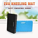 "Kneeling Mat, Multi Functional Garden Kneeler Pads Extra Thick & Soft 17.7""x11""x1.57"", Baby Bath Kneeling Cushion - Garden Mat Perfect for Gardening, Cleaning, Yoga, Mechanic Gardener"