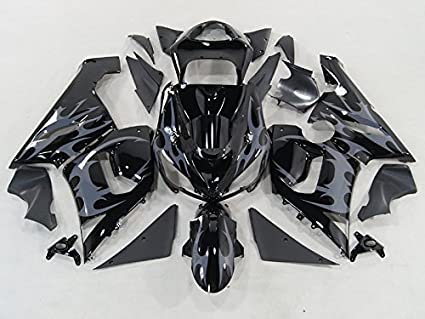 Moto OnFire ABS carrocería de plástico Kits de carenado para ...