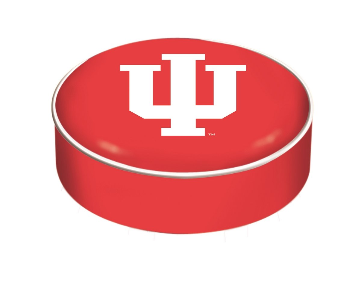 NCAA Indiana Hoosiers Bar Stool Seat Cover