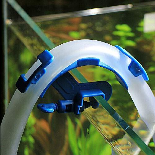 New Hose Hanger Aquarium Holder Filtration Mount Fish Tank Filter Water Pipe