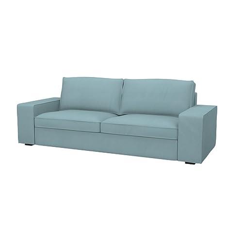 Soferia - IKEA KIVIK Funda para sofá de 3 plazas, Eco ...