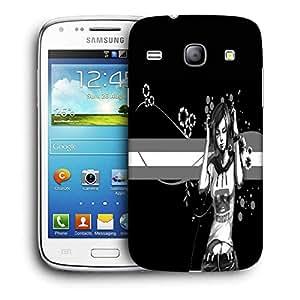 Diseñador Snoogg Teléfono protector de la cubierta del caso para Samsung Galaxy Core
