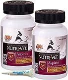 Nutri-Vet K-9 Aspirin 300mg Chewables for Large Dogs, 75ct