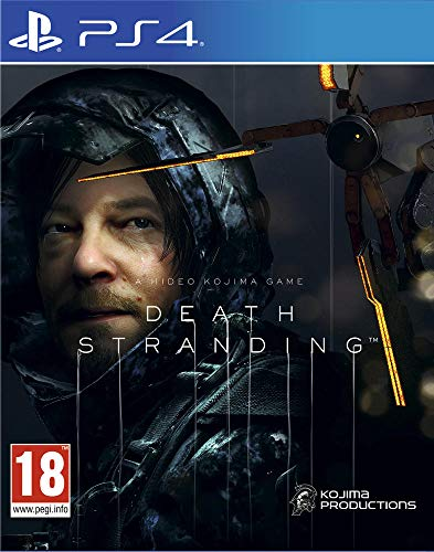 DEATH STRANDING – PS4